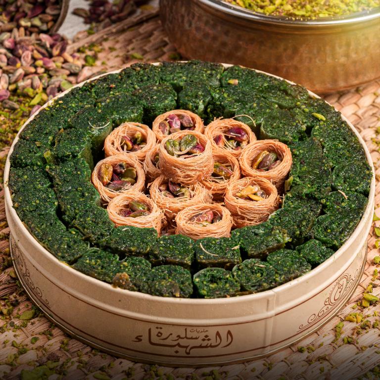 Salloura Al-Shahbaa Sweets